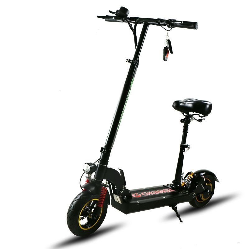 2017 Kwheel H8 800W Motor powerful electric scooter 10 inch E-Scooter