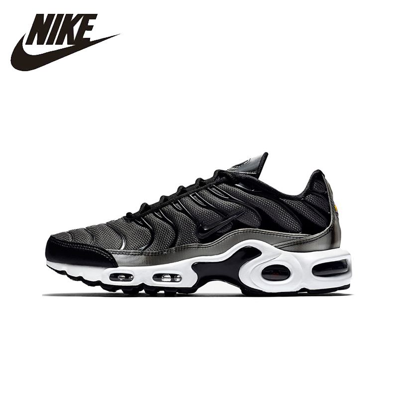 NIKE Original New Arrival AIR  MAX PLUS Womens Sneakers  Running Shoes Breathable Comfortable Support Sports Shoes For Women