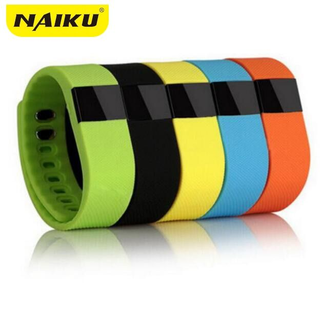 TW64 Fitness Tracker Bluetooth Smart bracelet Sport Bracelet Smart Band Wristband <font><b>Pedometer</b></font> For iPhone IOS Android PK Fitbit