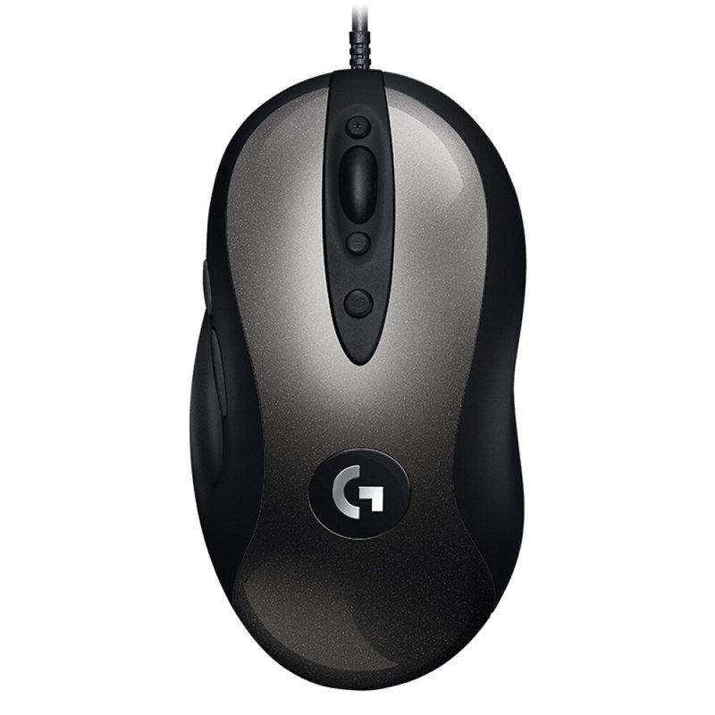 2018 New Logitech MX518 Classic Gaming Mouse Upgraded version MX500/MX510/MX518 16000DPI Comfortable grip