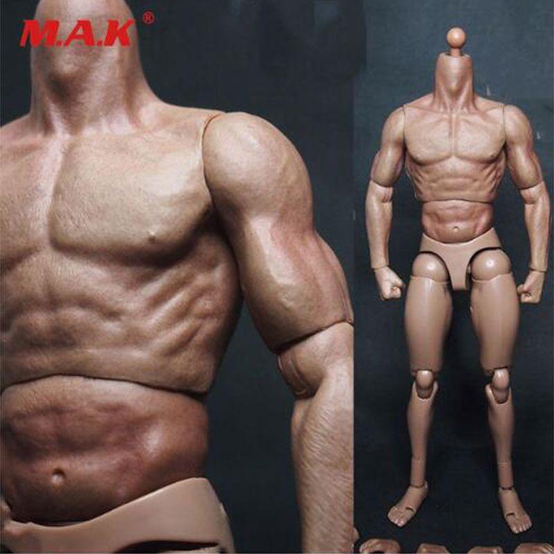 1/6 échelle homme homme corps figure poitrine militaire corps musculaire similaire à TTM19 pour wolverine 12 soldats figurine jouets
