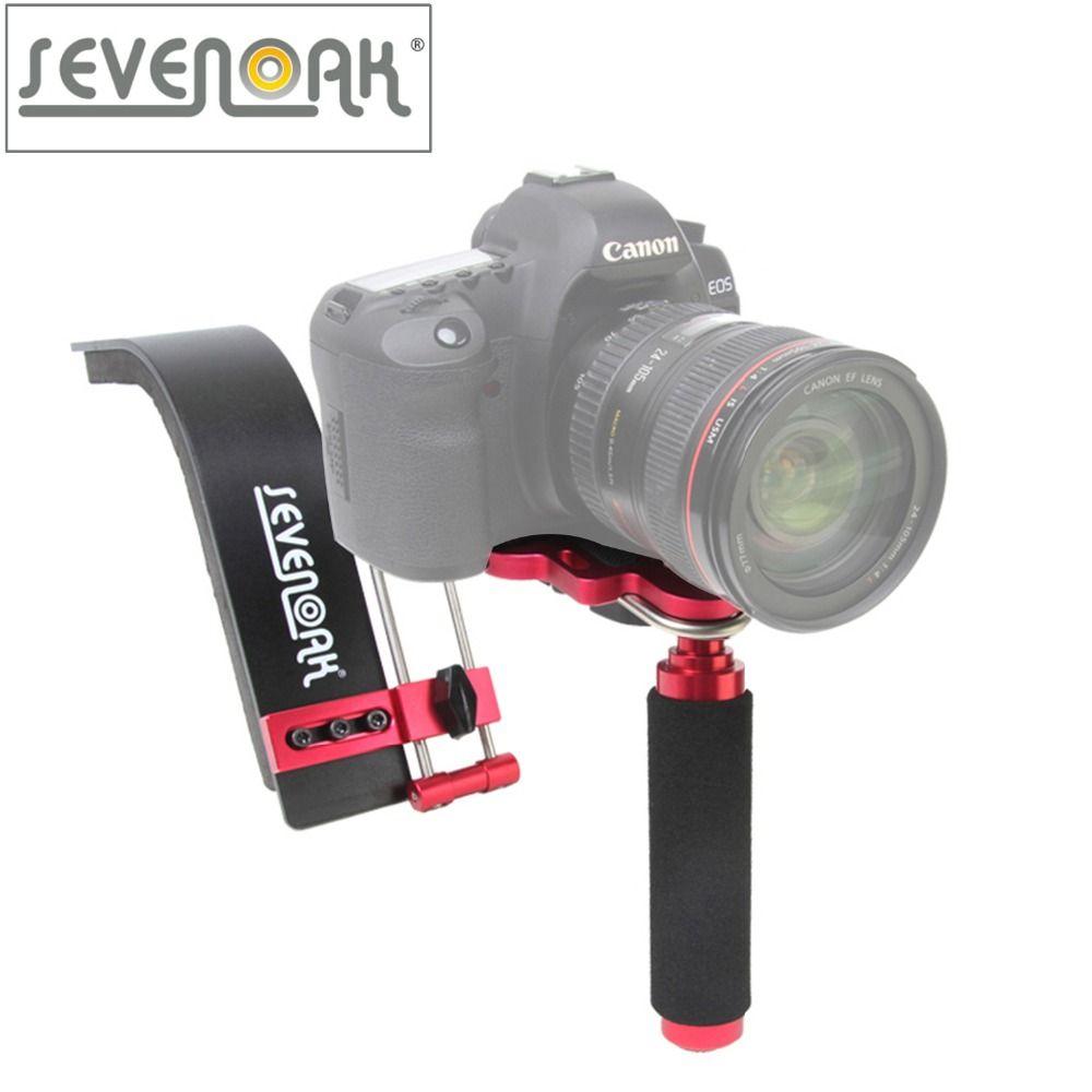 Sevenoak SK-R01 Support D'épaule Rig Poignée Grip pour Canon Nikon Gopro Caméra Caméscope