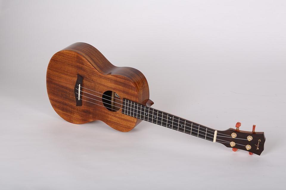 Enya K1 Ukulele A Grade Koa Body concert Tenor with Bag 4 String Guitar Instrumentos Musicais Profissionais 23/26 Inch