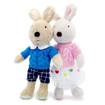 le sucre bunny rabbit Plush dolls & stuffed toys hobbies korean classic baby kids toys for children girls Christmas gifts
