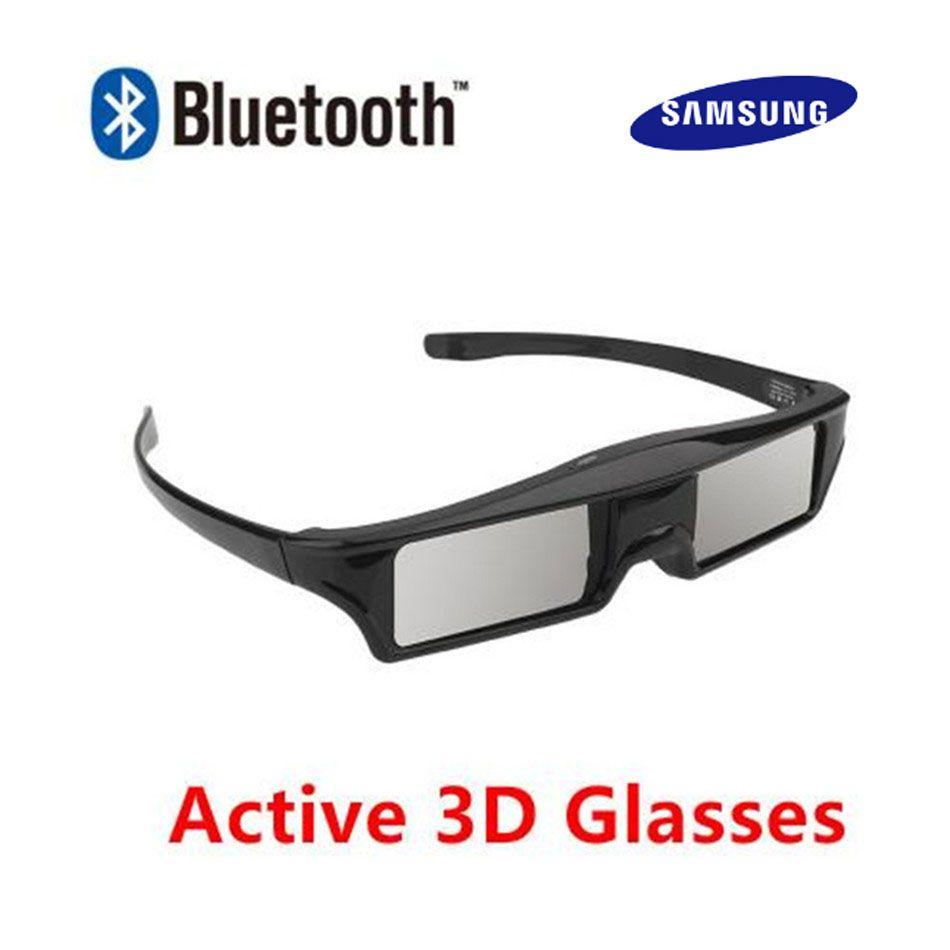 Officiel 100% universel 3D Bluetooth Rechargeable lunettes à obturateur actif pour Sony/Panasonic/Sharp/Samsung 3D TV remplacer SSG-5100