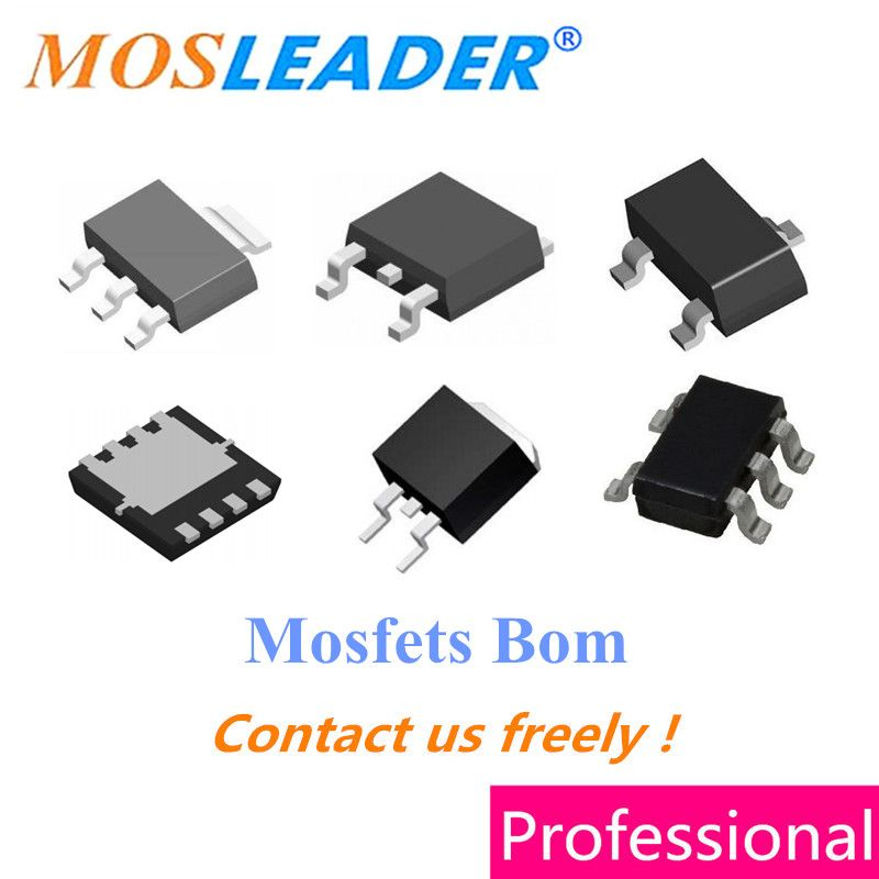 Mosleader Mosfets components list Components bom High quality Please contact customer service to adjust the price