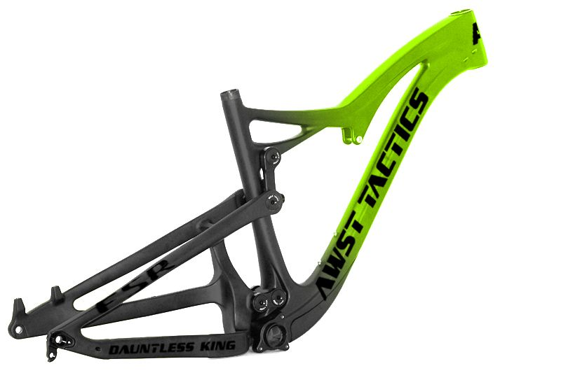 Enduro 27.5er full suspension carbon frame mtb 148*12mm boost thru axle Suspension Mountain Bike Frame 29ER