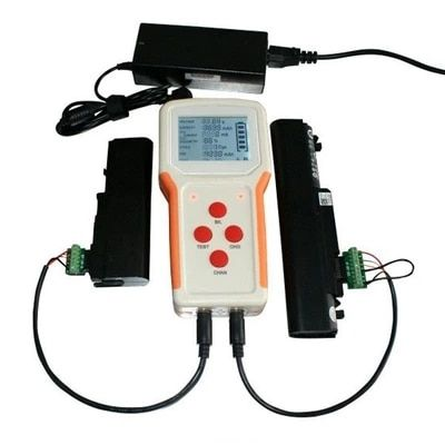 Portable External Laptop Dual Channel Battery Tester RFNT2 Can Work for Most of Latop Batteries