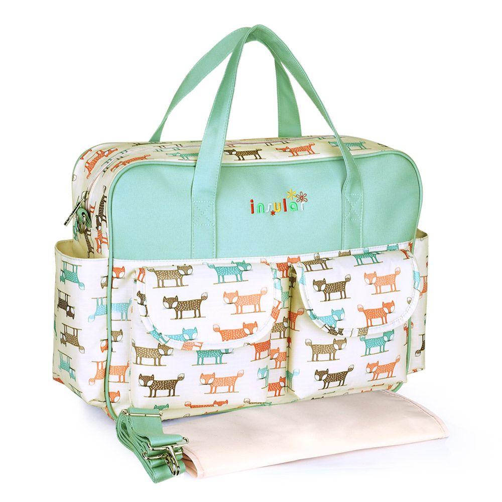 Sac à langer insulaire pour mère Nappy sac Durable bébé sacs pour poussette bébé sac à langer Bolso Maternidad fourre-tout