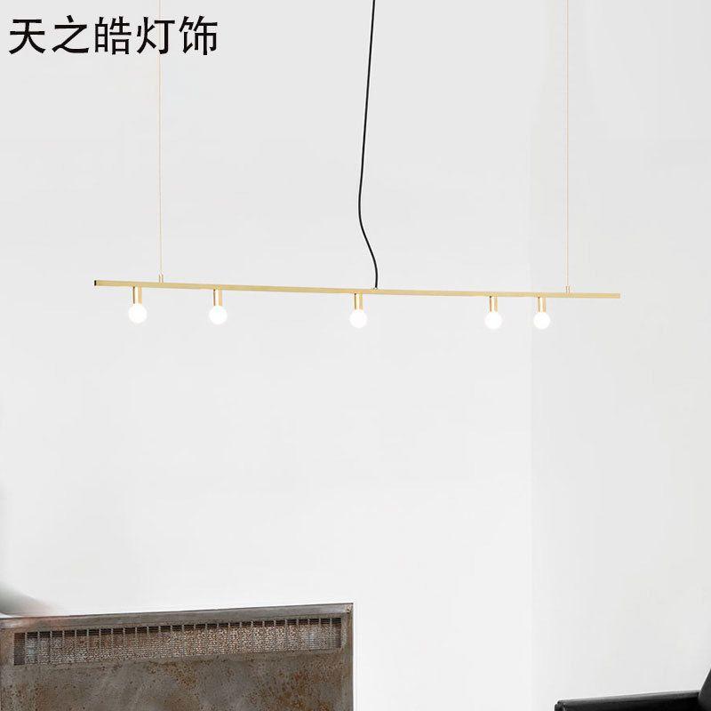 Nordic Iron glass ball bird pendant light modern minimalist cafe bedroom restaurant bar hanging lighting