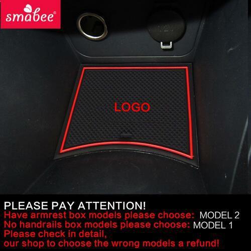 Smabee cache-vis Pour Hyundai Solaris 2011-2015 Porte tapis de sol Automobile intérieur antidérapant tapis et tapis de poussière