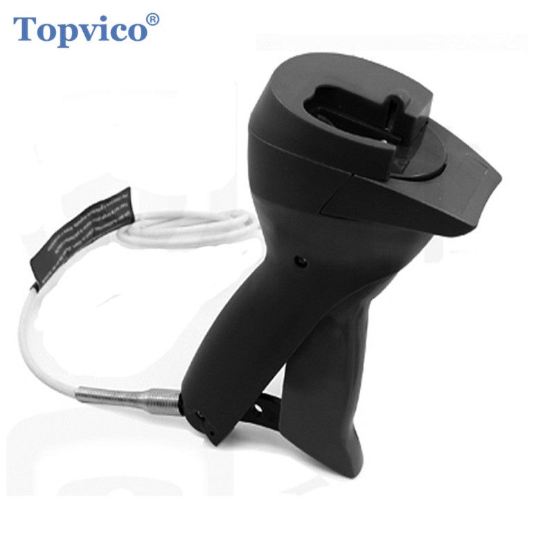 Topvico Exclusive AM Security Tag Removers Detacher Clothes Magnet EAS Magnetic System Security Tag Removal Key Lockpick Gun