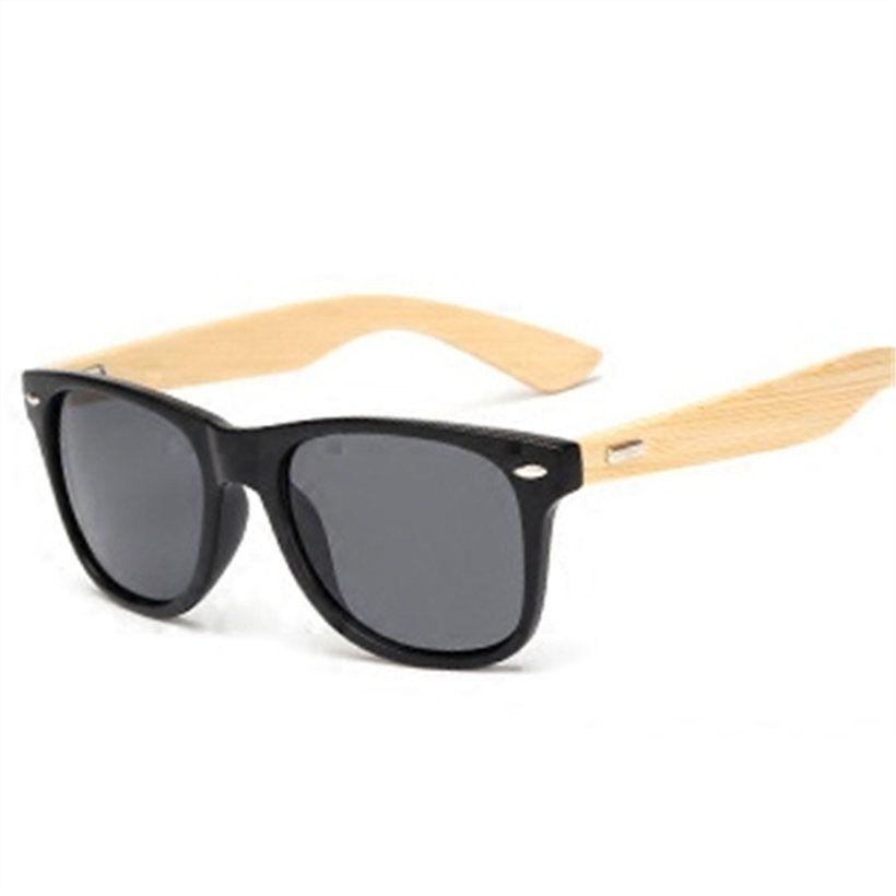 Bambou lunettes de soleil hommes femmes voyage lunettes de soleil Vintage en bois jambe lunettes de mode marque Design lunettes de soleil homme femme