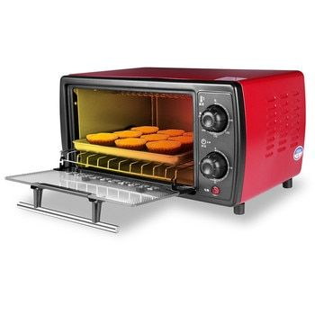 wholesale Free Shipping mini oven small electric bakery equipment forno eletrico cookies pizza roast chicken machine toaster