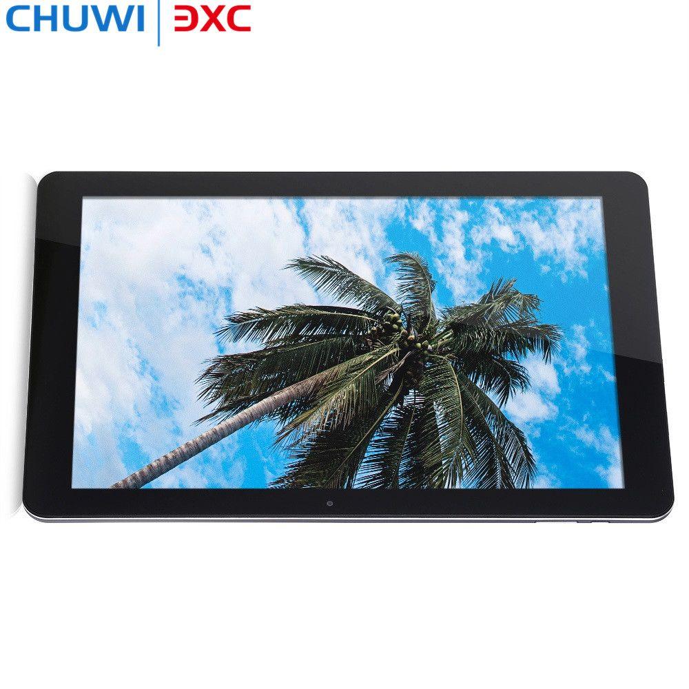 Original Chuwi Hi12 Tablets Windows 10 Tablet PC 12 Inch Cherry Trail Z8350 64bit Quad Core 4GB RAM 64GB ROM HDMI Dual Cameras