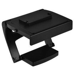 Foleto TV Clip Clamp Mount Stand Frame Cradle Holder for Microsoft Xbox One Kinect Sensor Adjustable Support for xboxone Kinect