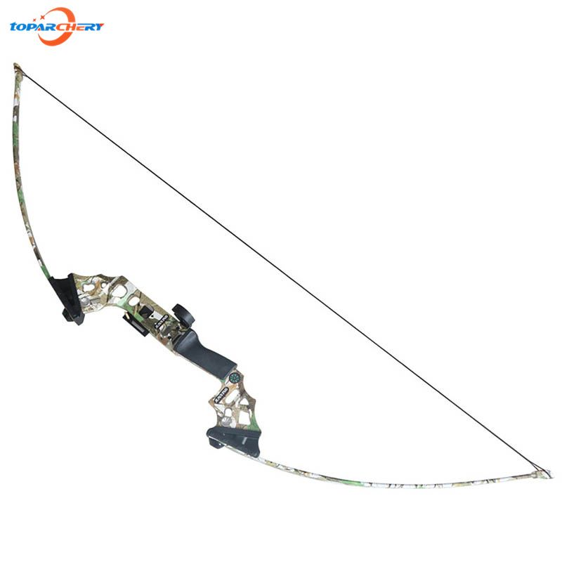 Archery Hunting Bow Fishing Straight Long Bow 40lbs for Outdoor Target Shooting Practice Sports Games Stable Take-down Longbow
