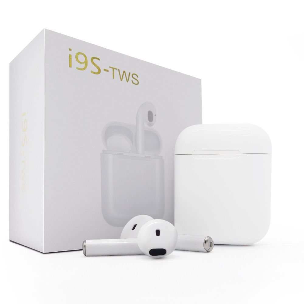 IFANS i9s tws Twins Earbuds Mini Wireless Bluetooth Earphones Air Pod Headsets Stereo Earbuds Wireless For Xiaomi IPhone Android