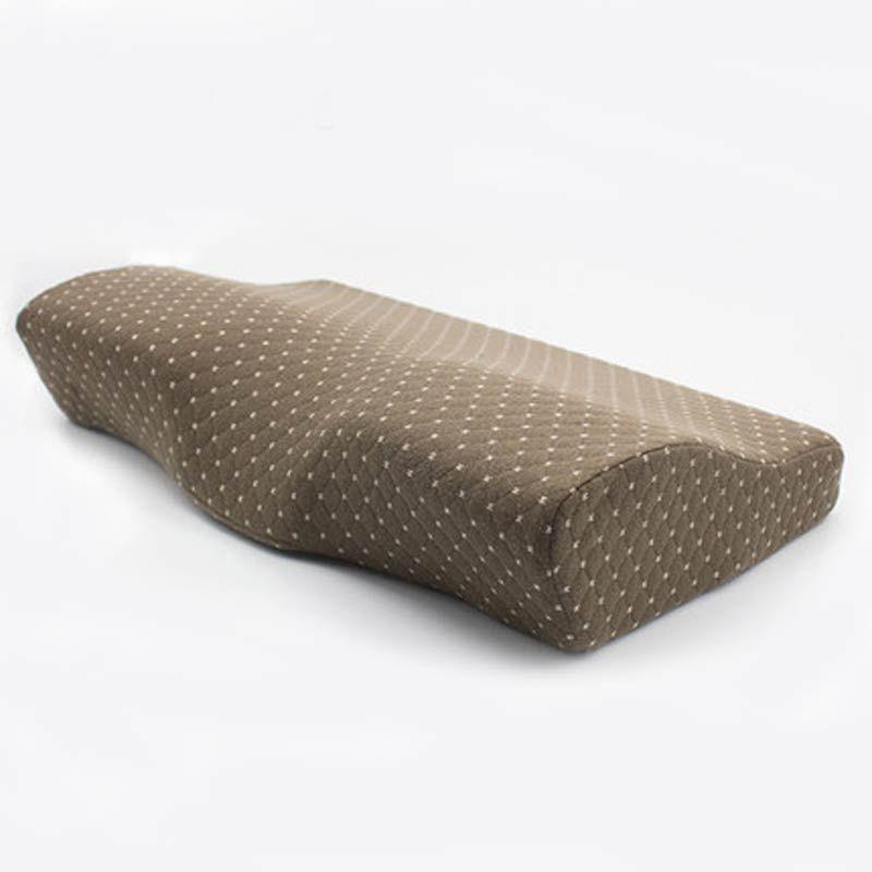 Soin orthopédique oreiller Latex cou masseur oreiller rebond lent mémoire mousse tête cervicale santé sommeil oreiller travesseiro