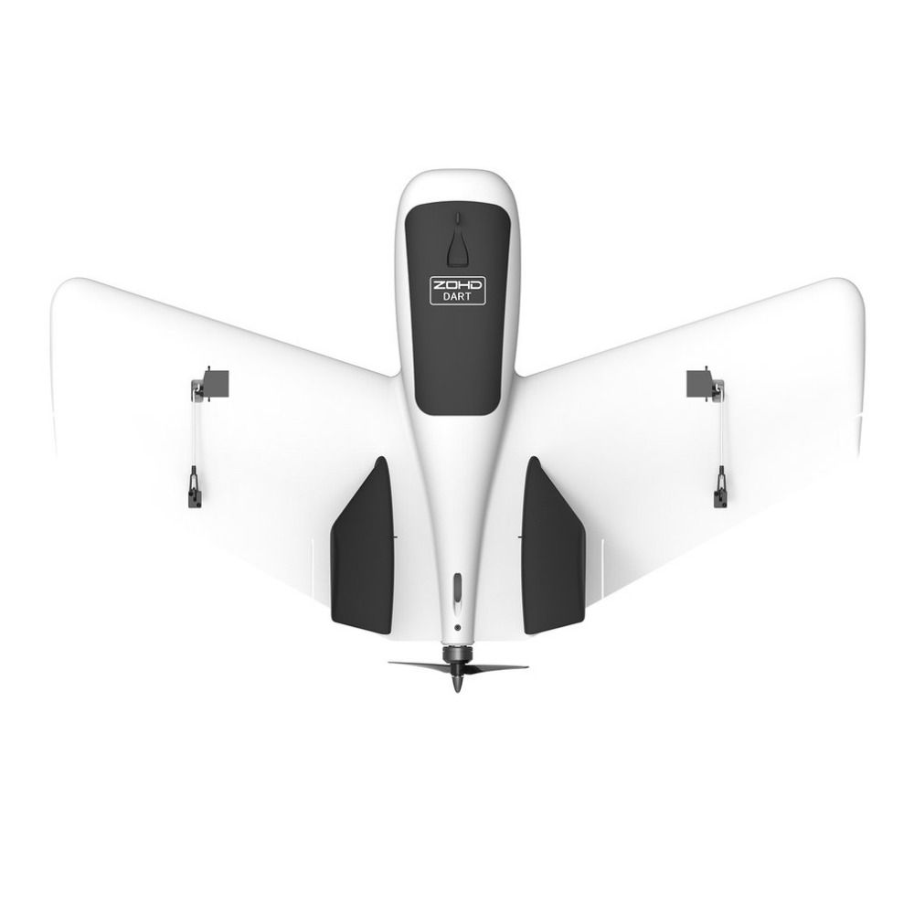 ZOHD Dart Sweepforward Wing 635mm Wingspan FPV Drone Built-in Gyro Detachable EPP Delta Wing Racing RC Airplane PNP Model