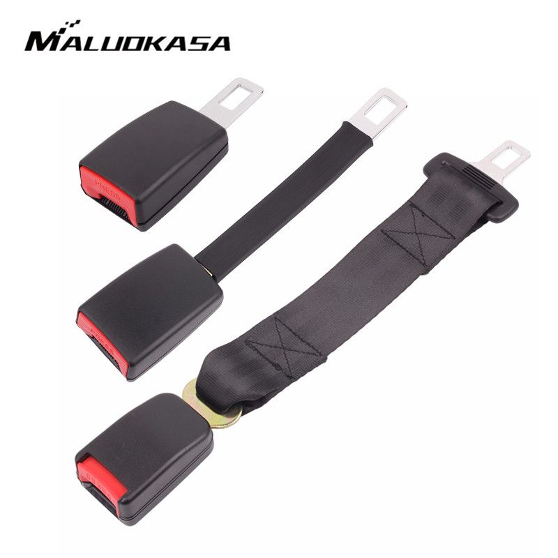 Car Seat Belt Buckle Clip Extender with 7/8