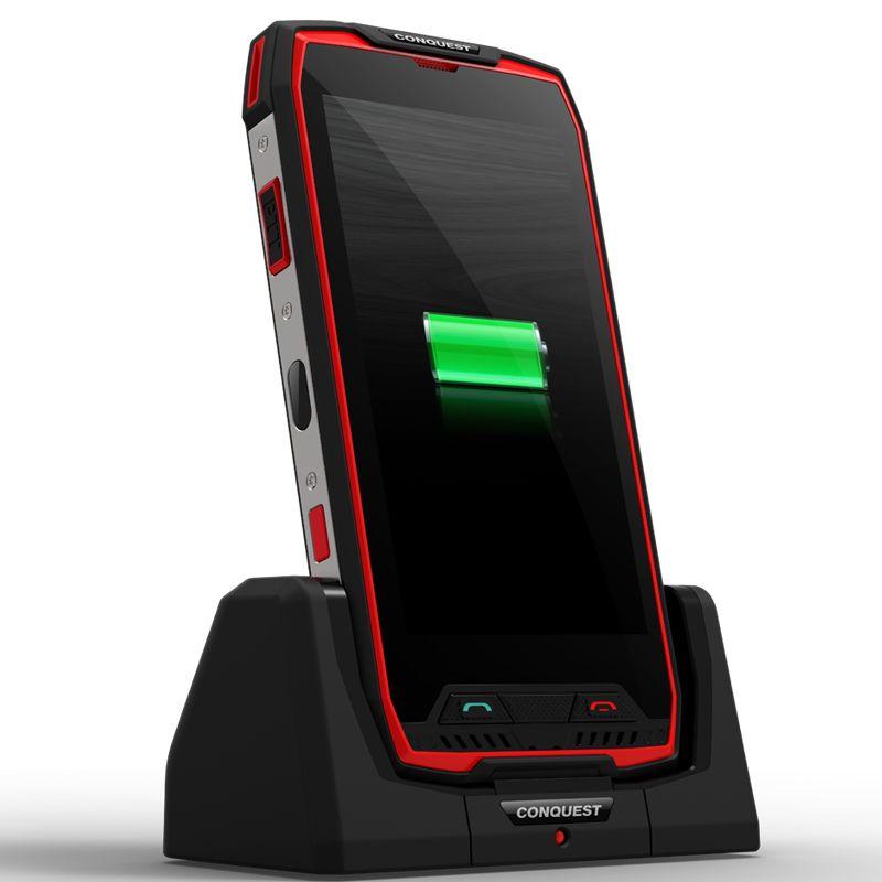 Support OEM Original S11 Shockproof  Phone NFC 6G 128G Conquest Waterproof Smartphone PoC PTT  IP68 OTG Walkie Talkie Phone