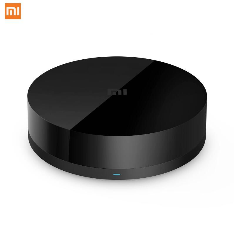 Black Friday Xiaomi Mi Universal Smart Remote Controller Home Appliances WIFI+IR Switch 360 Degree Smart for Air Conditioner TV