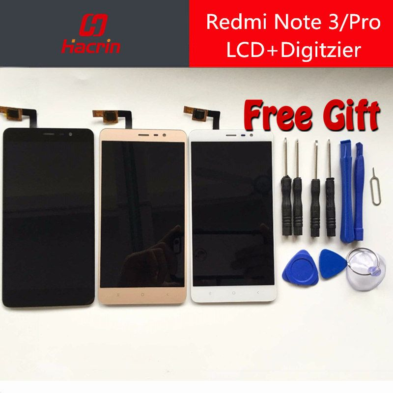 Xiaomi Redmi Note 3 Pro SE LCD Display Touch Screen Digitizer Assembly for Redmi <font><b>Note3</b></font> Prime Special Edition Global Version SE