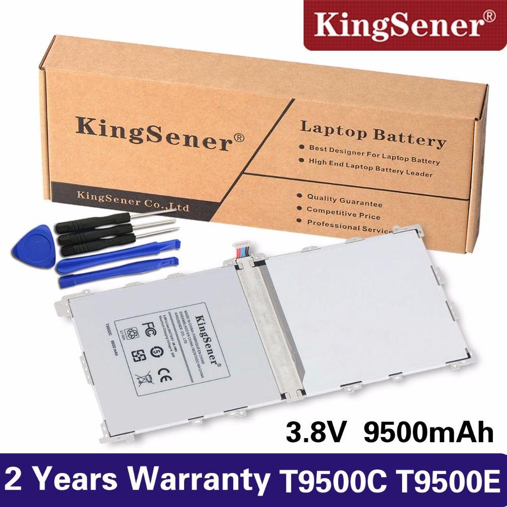 KingSener Brand New T9500C Battery For Samsung Galaxy Tab Note Pro 12.2 SM-T900 SM-P900 SM-P901 SM-P905 T9500K T9500E T9500U