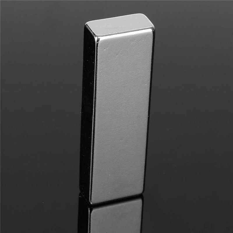 1 stück 60x20x10mm N52 Block Super Starken quader Rare Earth Neodym Magneten 60mm x 20mm x 10mm Magnet