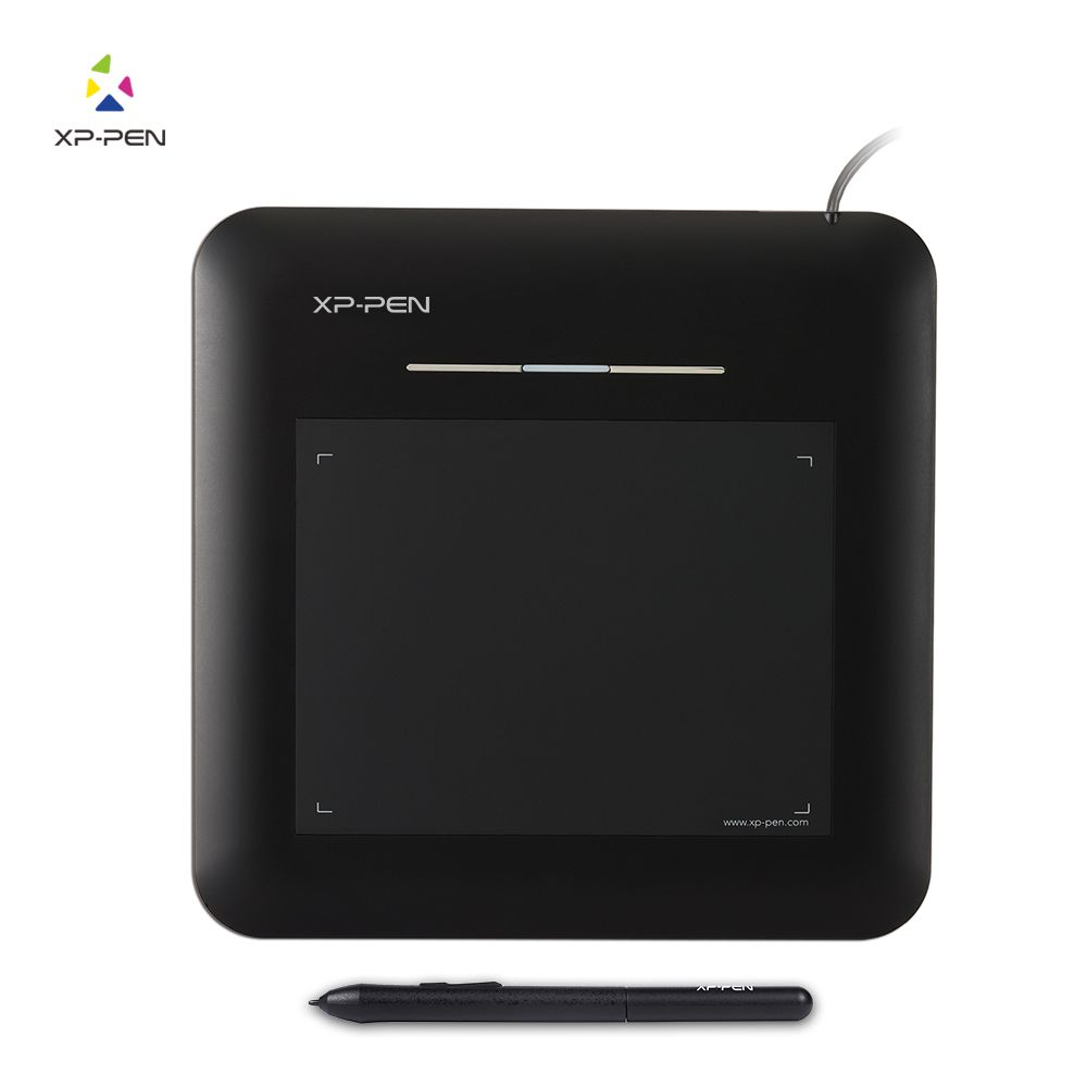 The XP-Pen G540 5.5 x 4 inch Graphic Drawing Tablet/Pen Tablet for OSU with Battery-free stylus Gameplay