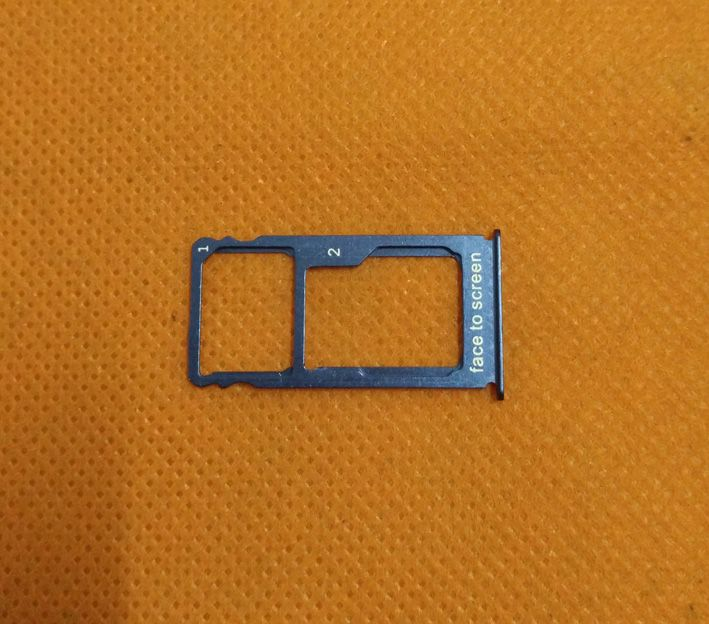 Original Sim Card Holder Tray Card Slot for Elephone S7 Helio X20 Deca Core 5.5'' FHD Free Shipping