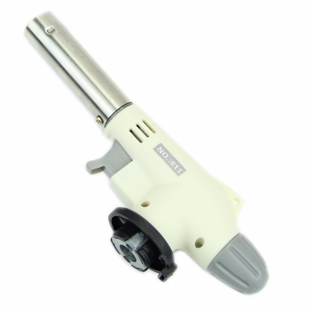 Butane Gas Blow Torch  Welding Solder Iron Soldering Lighter Flame Gun W15