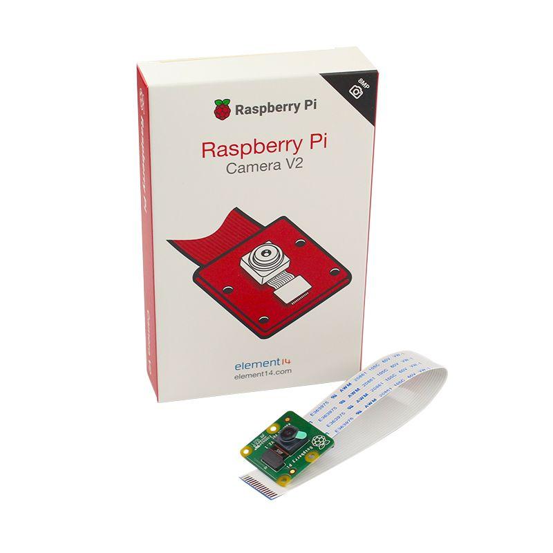 Новое поступление Raspberry Pi Камера V2 плате модуля 8MP камера видео 1080 P 720 P официальный камера для Raspberry Pi 3 бесплатная доставка