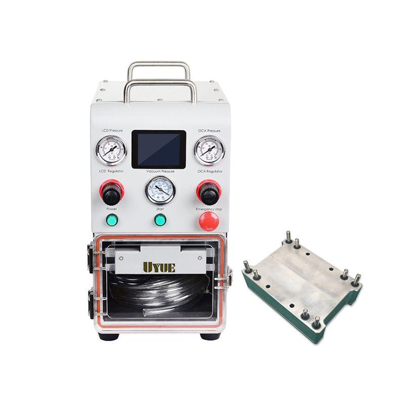 2019 Release Mini OCA Vakuum Laminieren Maschine für Samsung Rand Kurve Bildschirm iPhone und Andere Gerade LCD Renovieren