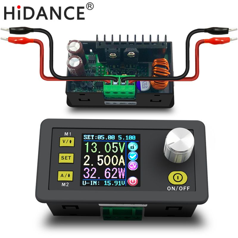 Digital Control power supply 50V 5A Adjustable Constant Voltage Constant current tester DC voltmeter Regulators Ammeter