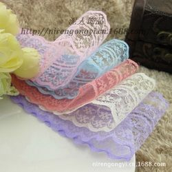 New! Free shipping of beautiful lace ribbon, 4.5 cm , DIY Clothing / Accessories / floral accessories hot sale