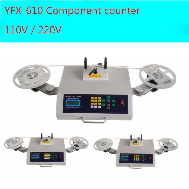 110 v/220 v Automatische SMD Teile Zähler Komponenten Zählen Maschine 1 stücke