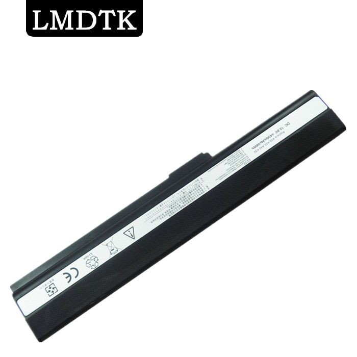 LMDTK <font><b>laptop</b></font> battery for Asus A52 A52J K42 K42F K52F K52J 70-NXM1B2200Z A31-K52 A32-K52 A41-K52 A42-K52 6cells free shipping