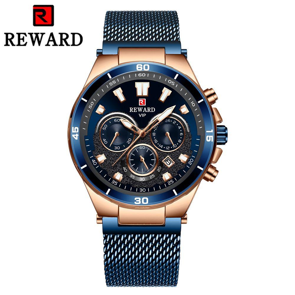 Uhren Hombre Uhr Männer Wasserdichte Chronograph Sport Militär Männlichen Uhr Top Marke Luxus Blau Mann Armbanduhr Relogio Masculino