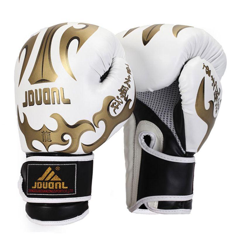 New Sandbag Taekwondo Muay Thai MMA Fight Kick Boxing Gloves Training Sports Equipments guantes de boxeo