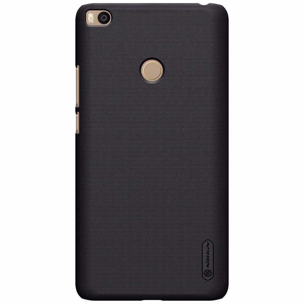 Xiaomi Mi Max Cas Nillkin Givré Bouclier Dur Armor Retour couverture Mat Cas Pour Xiaomi Mi Écran Max 2 Cadeau protecteur