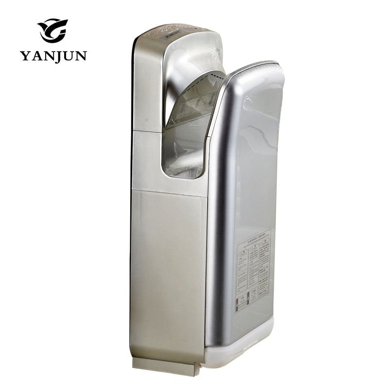 Jet Hand Dryer Commercial Fast velocity Automatic Hand Dryer sensor automatic hand dryers machine hand-drying device YJ-2270