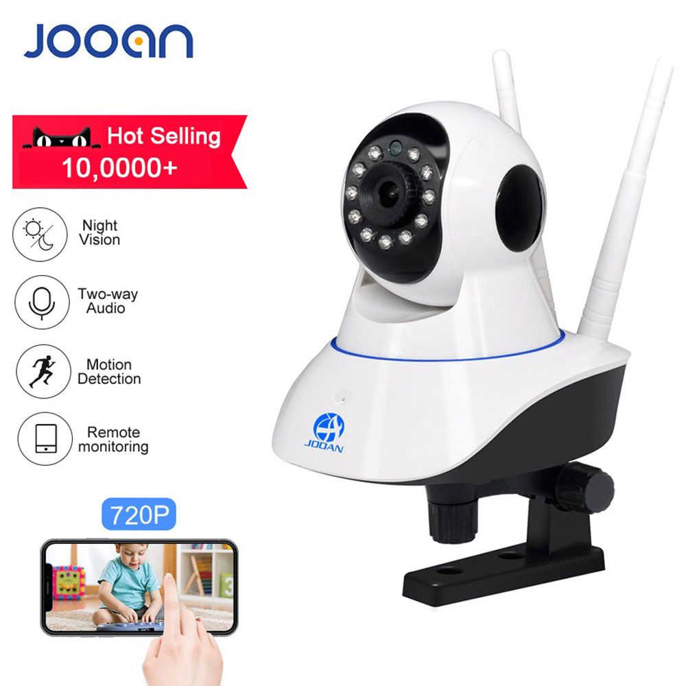 Caméra ip JOOAN caméra de sécurité wifi moniteur bébé 1MP caméra de vidéosurveillance ip wifi mini caméras de surveillance kamera 720 P