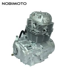 Motocross Pit Dirt Bike CB150 Air-cooled Engine Fit For YinXiang CB 150cc Air-cooled Engines Motor Dirt Bike Motorcycle FDJ-018