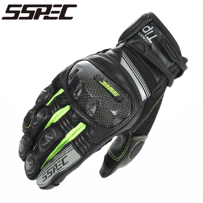 Touch Screen Full Finger Motorcycle Gloves Gants Moto Luvas Motocross Leather Motorbike Guantes Moto Racing Gloves Protect Gear