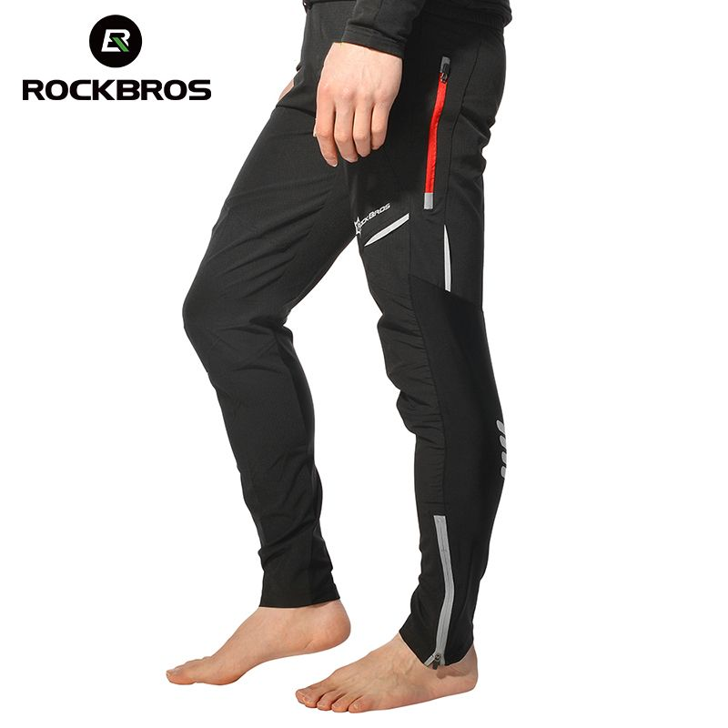 ROCKBROS Men Women Sport Breathable Summer Pants Bike Cycling Pant Cycle Riding Clothing Bicycle Bike <font><b>Fishing</b></font> Fitness Trousers