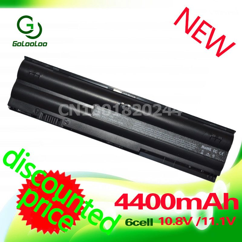 4400mAh laptop battery for Hp 646657-251 LV953AA 646755-001  HSTNN-LB3B  MT03  646757-001  HSTNN-YB3A  MT06  A2Q96AA HSTNN-YB3B