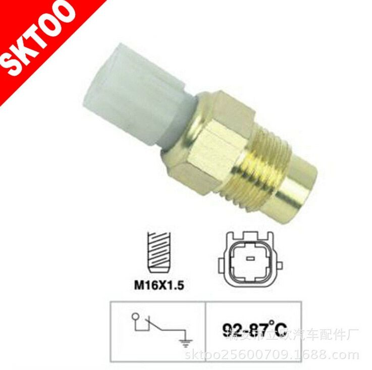 Radiator Fan Temperature Switch For Toyota Corolla Estate Wagon 1.3 Paseo Starlet 1.0 89428-12150 89428-12160