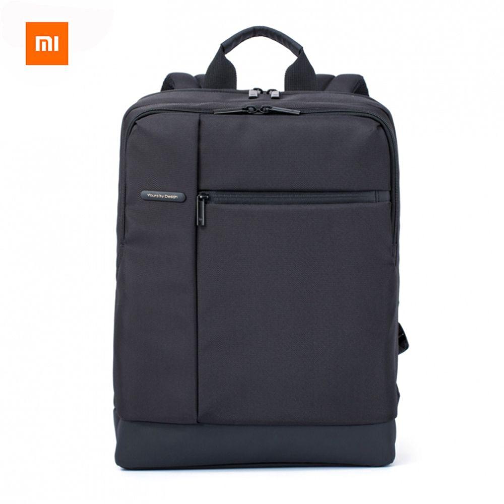 Original Xiaomi Classic <font><b>Business</b></font> Mi Backpack Women Bag Backpack Large Capacity Students <font><b>Business</b></font> Bags Suitable for 15inch Laptop